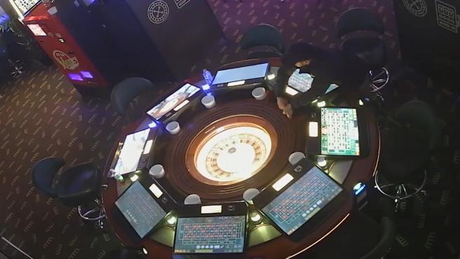 Imagen de ruletas electrónicas.
