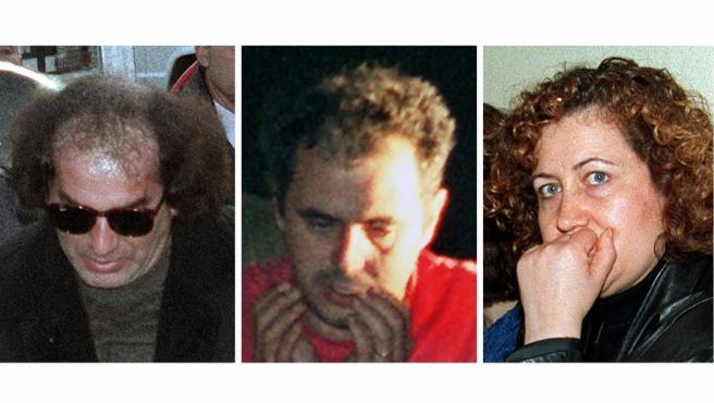 Imágenes del caso de Anabel Segura.