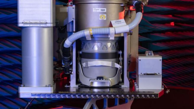 Unidad UWMS para la Estación Espacial con integración de hardware NASA 28/9/2020