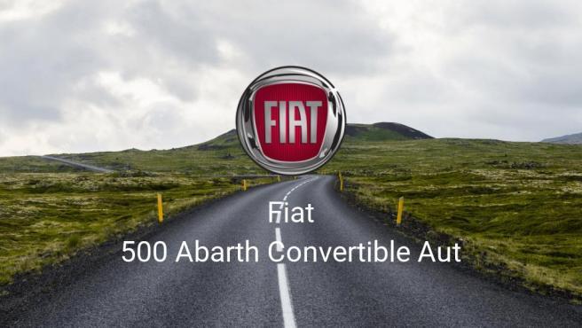 Fiat 500 Abarth Convertible Aut