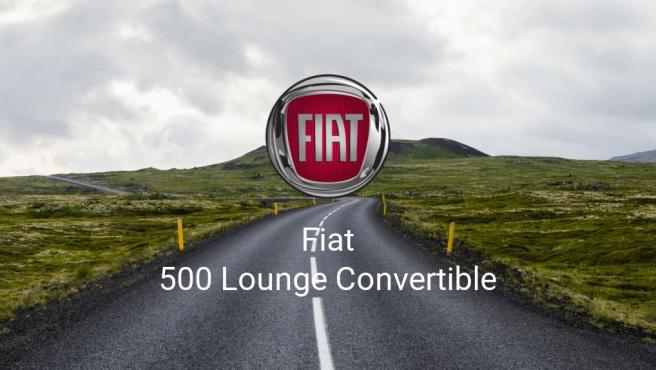 Fiat 500 Lounge Convertible