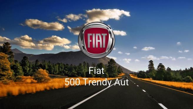 Fiat 500 Trendy Aut