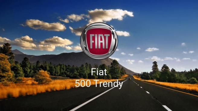 Fiat 500 Trendy