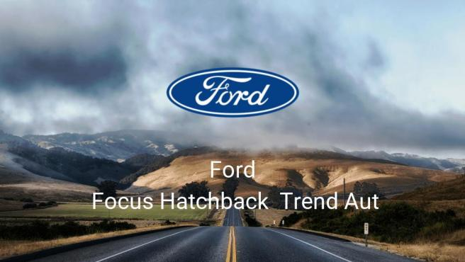 Ford Focus Hatchback Trend Aut