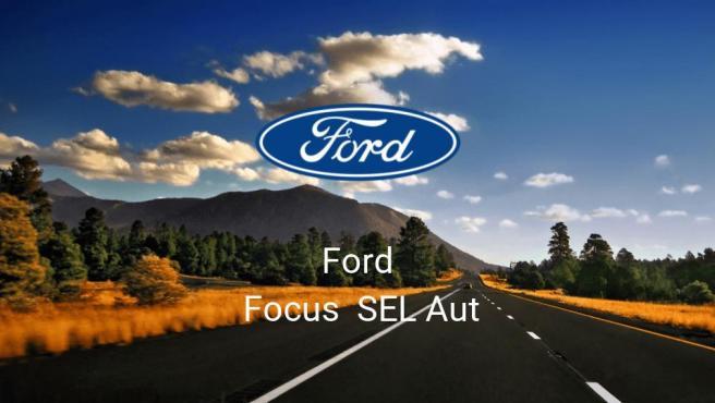 Ford Focus SEL Aut