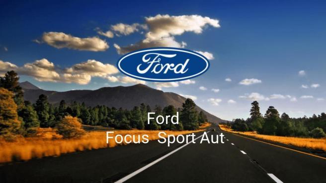 Ford Focus Sport Aut