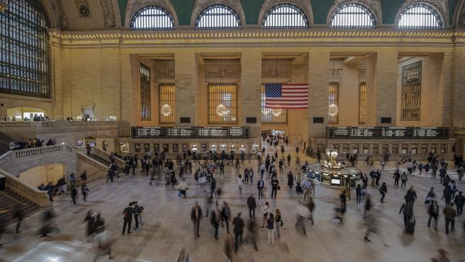 Grand Central de Manhattan.