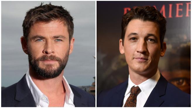Chris Hemsworth y Miles Teller, juntos en 'Spiderhead' para Netflix