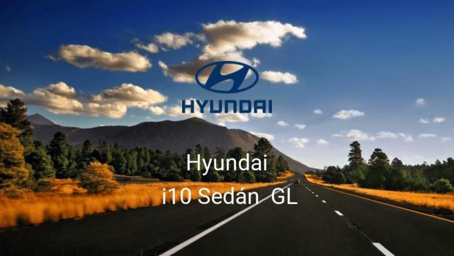 Hyundai i10 Sedán GL