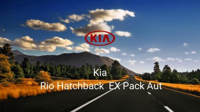 Kia Rio Hatchback EX Pack Aut