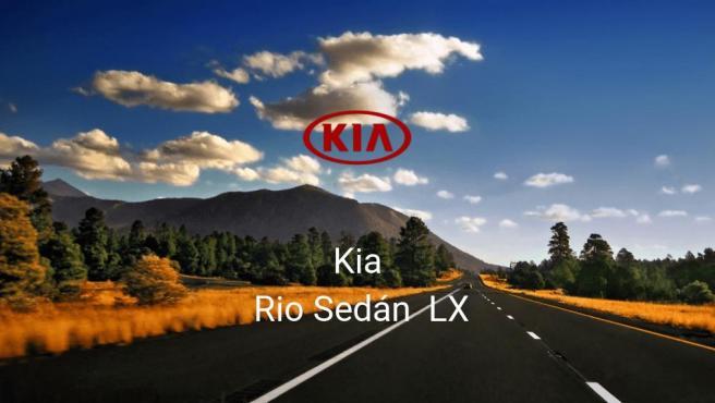 Kia Rio Sedán LX