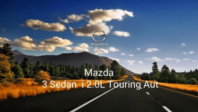 Mazda 3 Sedan i 2.0L Touring Aut