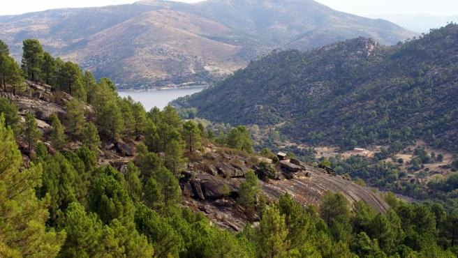 Valle de Iruelas.