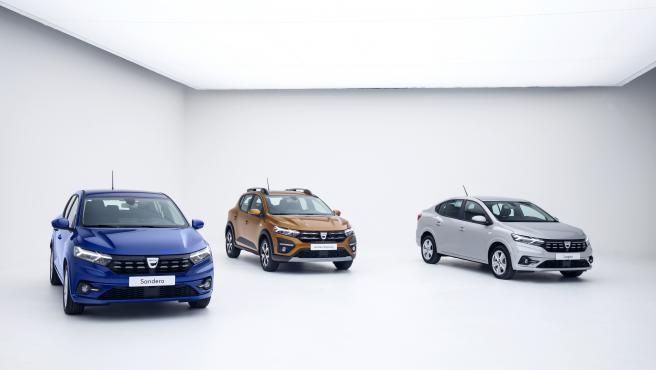 Gama Dacia Logan 2021.