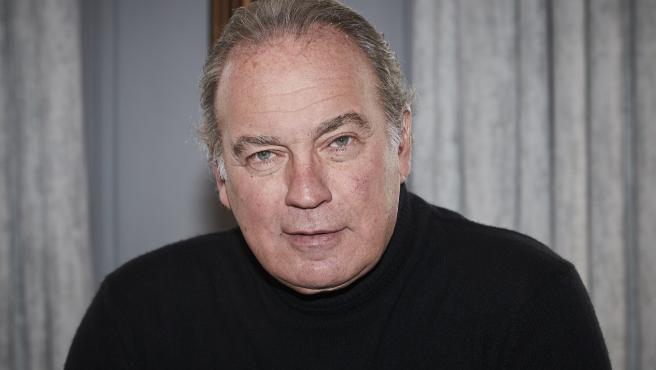 El cantante y presentador Bertín Osborne.