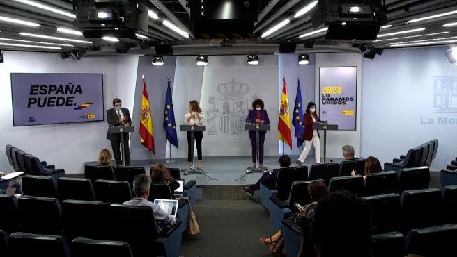 El Gobierno aprueba la prórroga de los ERTE hasta el 31 de enero
