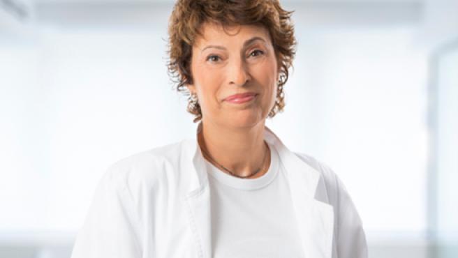 La doctora Diana Guerra