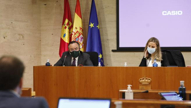 Las Cortes de Castilla-La Mancha acogen una nueva sesión de la Comisión de Estudio para alcanzar un Pacto contra la Despoblación