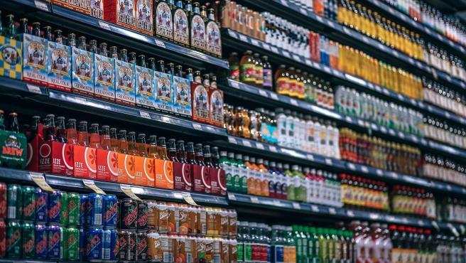 Lineal de un supermercado