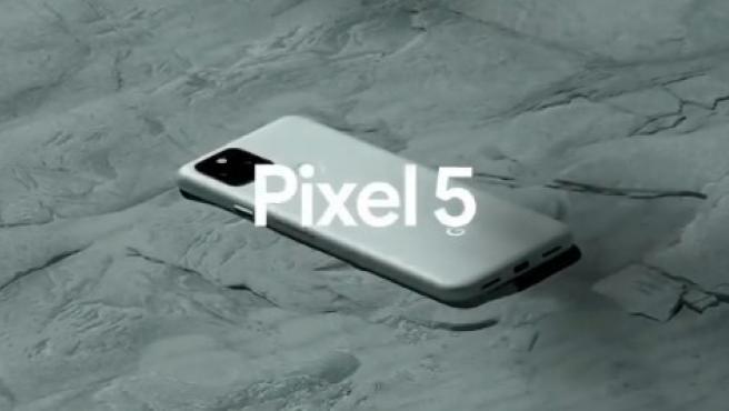 Imagen promocional del Google Pixel 5