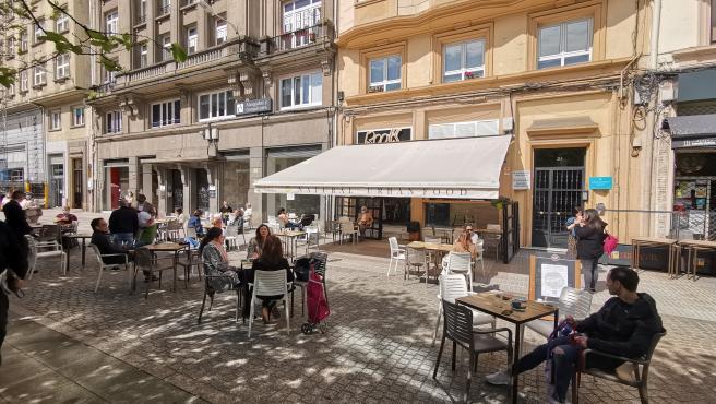Locales de hostelería en A Coruña