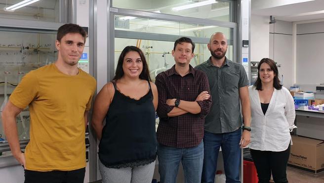 Un equipo del Instituto de Ciencia Molecular (ICMol) de la Universitat de València (UV) ha conseguido sintetizar un nuevo material poroso que permite catalizar la degradación de compuestos análogos a los agentes nerviosos usados en guerra química.