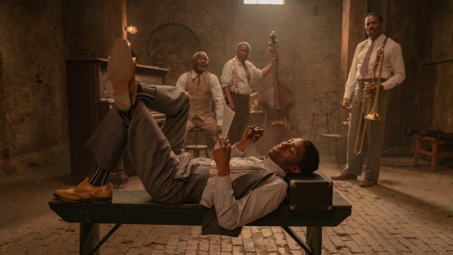 Primer vistazo a 'La madre del blues', la última película de Chadwick Boseman