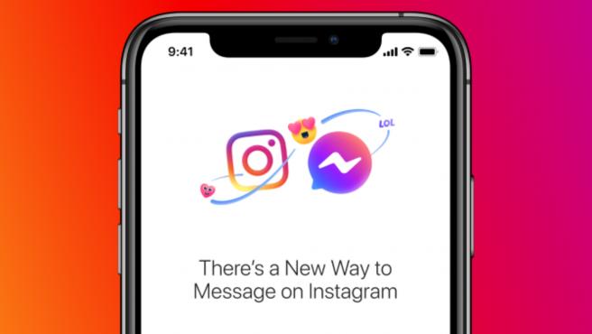 Facebook ha decidido 'casar' a dos de sus grandes plataformas de mensajería.