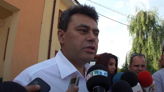 Ion Aliman, exalcalde del partido Socialdemócrata de Deveselu (Rumanía).