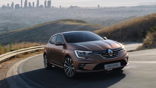 Renault Mégane.
