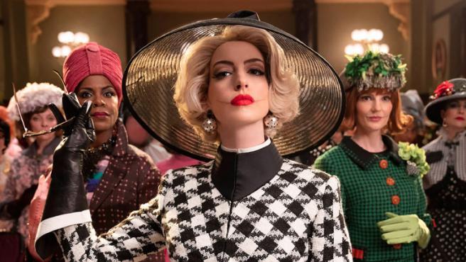 Tráiler de 'Las brujas': Anne Hathaway odia mucho a los niños en la nueva adaptación de Roald Dahl