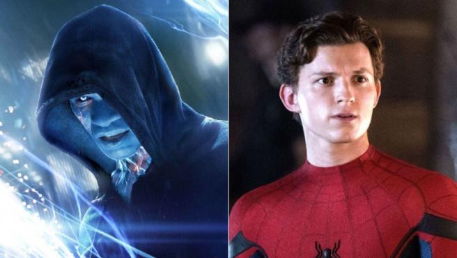 Jamie Foxx volverá a ser Electro en el 'Spider-Man 3' de Tom Holland