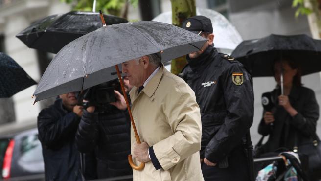 España.-Bárcenas declaró ante el juez que 'había en marcha una operación del Min