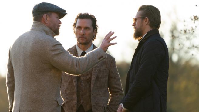 'The Gentlemen' se convertirá en serie con Guy Ritchie a bordo
