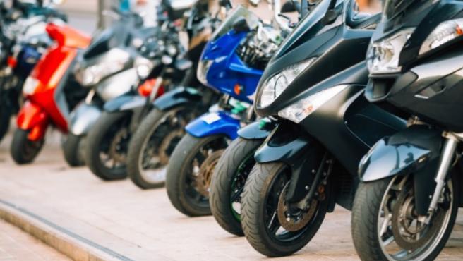 Motocicletas nuevas para su venta.