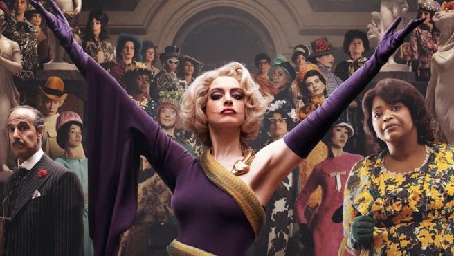 'Las brujas': Lo nuevo de Robert Zemeckis con Anne Hathaway ya tiene fecha de estreno en España