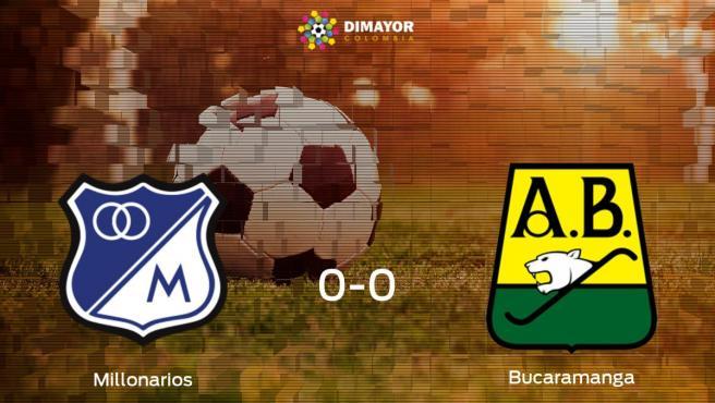 Millonarios Atletico Bucaramanga Resultado Resumen Y Goles En Directo Del Partido De Futbol Del Torneo De Apertura De Colombia