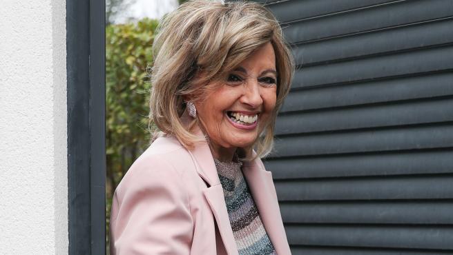 María Teresa Campos, en una imagen reciente.
