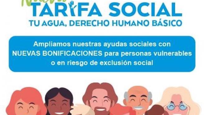 Tarifa social de Emasesa