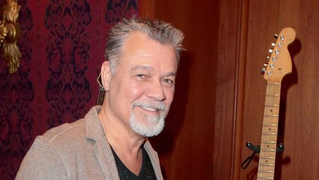 Eddie van Halen en una imagen de archivo.