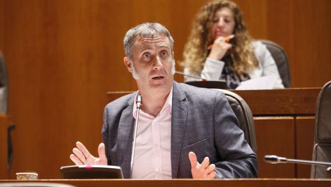 Ramiro Domínguez, diputado de Cs