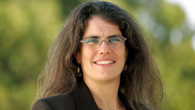 Andrea Ghez, ganadora del premio Nobel de Física.