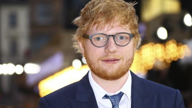 El cantante Ed Sheera acude a un evento en Londres (Reino Unido).