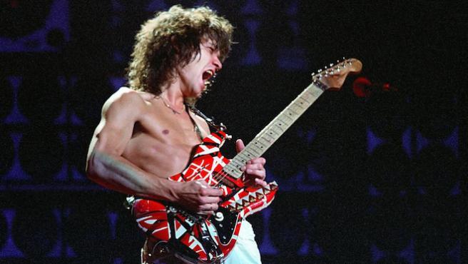 Los mejores momentos de Eddie Van Halen en el cine: de 'Regreso al futuro' a 'Ready Player One'