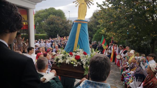 Fiestas del Pilar en Guarnizo (archivo)