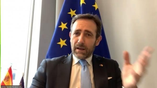 José Ramón Bauzá, eurodiputado de Ciudadanos