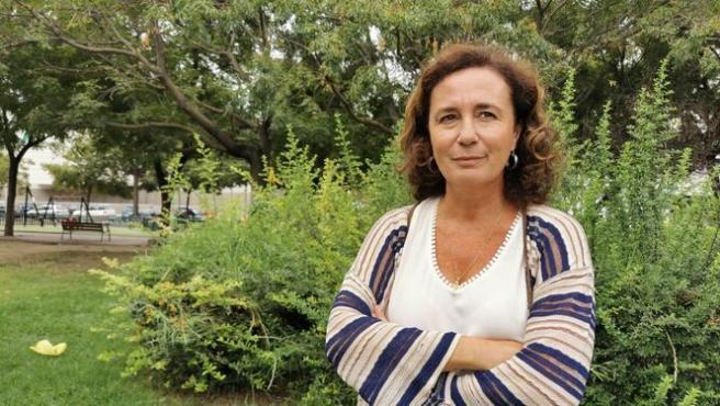 Macarena Sánchez del Águila, secretaria de la asociación Almazaras Federadas de España.