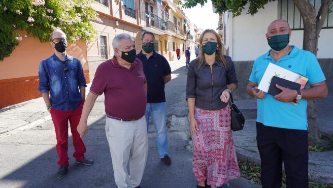 """Vox pide a Espadas que """"cumplir promesas"""" con Torreblanca y urge atender la limpieza y seguridad"""