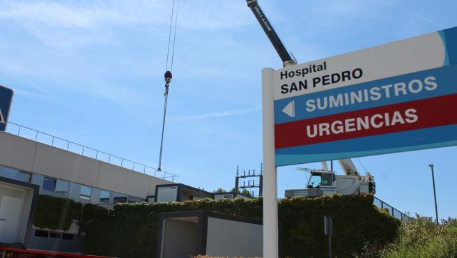Módulo urgencias del hospital San Pedro