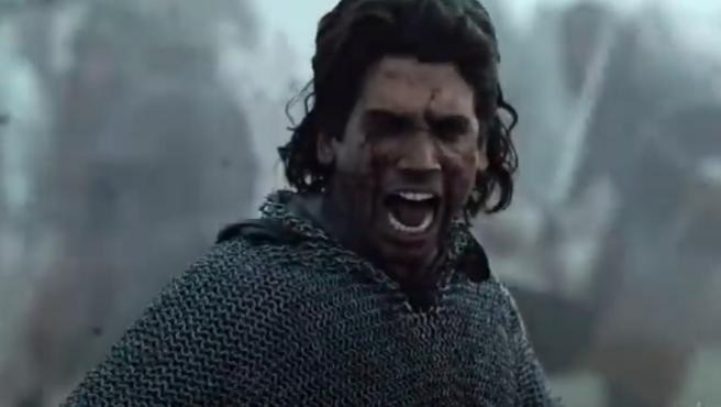 Teaser de 'El Cid': Jaime Lorente es un sanguinario Rodrigo Díaz de Vivar para Amazon